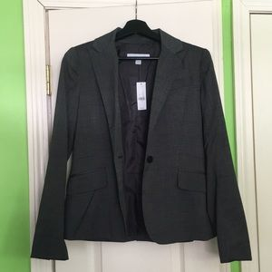 New York & Company Charcoal Blazer (New with Tags)